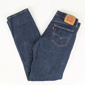 Levis 514 Mens 34 x 34 Regular Fit Straight Leg